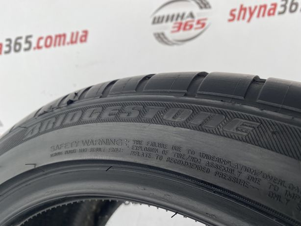 R18 245/40 Bridgestone Potenza S001 7.4mm Шины Б.У Склад Літо Germany