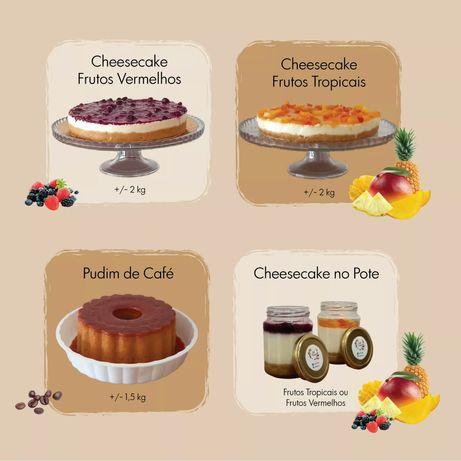 Sobremesas Caseiras e Deliciosas