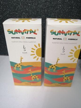 DuoLife Sunvital Kids - Naturalna formuła dla dzieci