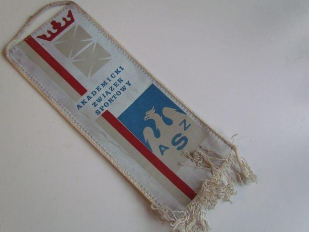 Proporczyk AZS Gdańsk 1975 Olimpiada Studentów