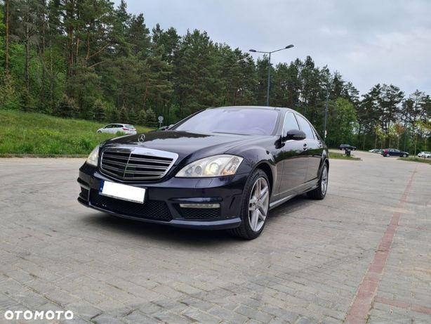 Mercedes-Benz Klasa S V12 LONG FULL Pakiet 65 AMG! Zamiana!