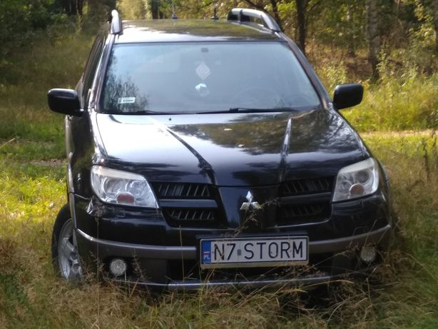 Mitsubishi Outlander 2.4 gaz 4WD