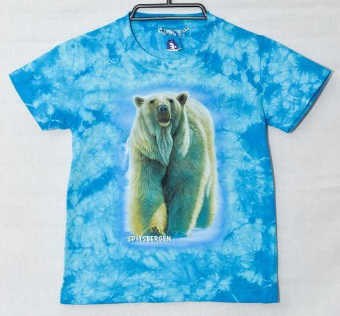 Koszulka T-SHIRT Polar Bear chłopięca 4-6 lat wiosna lato