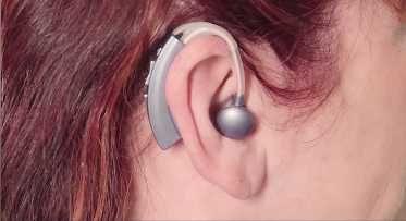цифровой слуховой аппарат усилитель звука 500 часов жизнь батареи