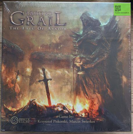 Tainted Grail ENG + Niamh + Surprise Box gra planszowa