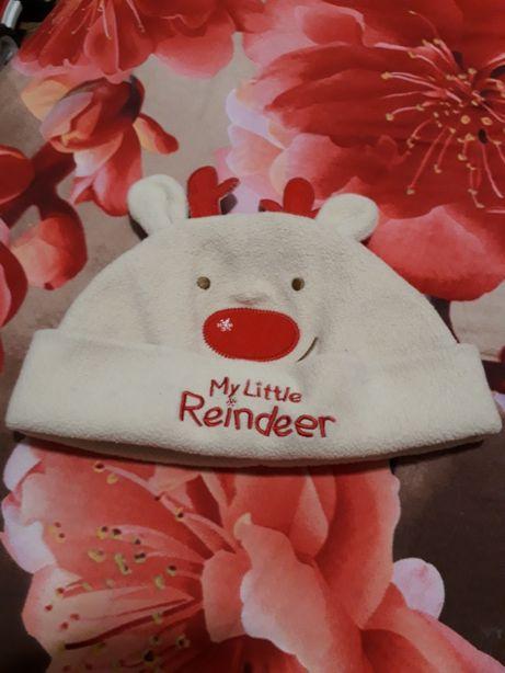 Шапка шапочка для малыша