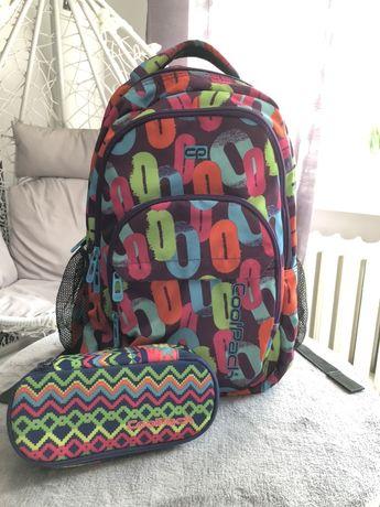 Plecak szkolny + piórnik CoolPack