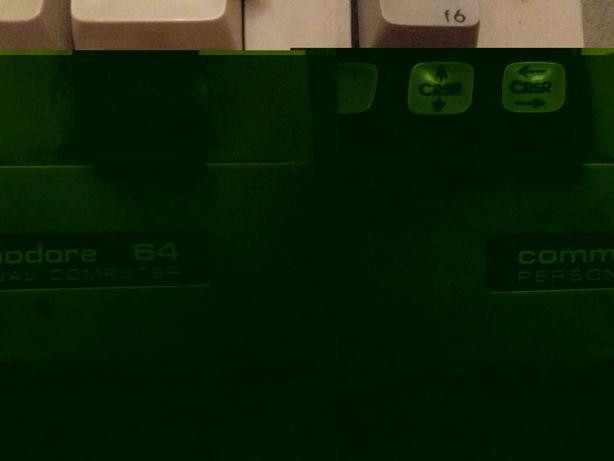 Comodore C64 sprzedaje jako uszkodzony