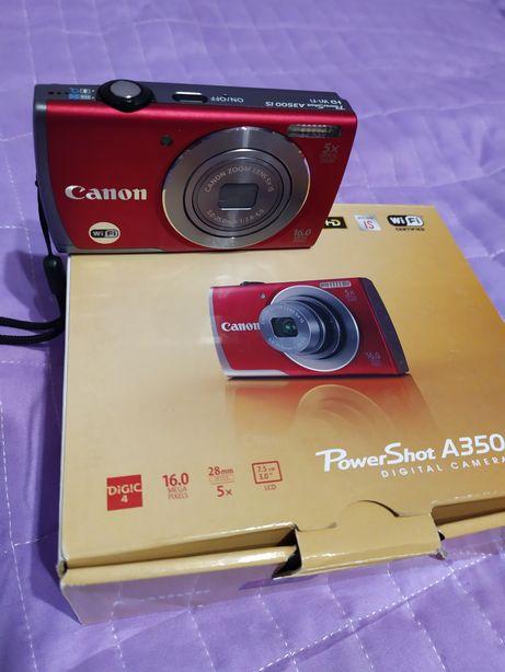 Продам цифровий фотоапарат в ідеальному стані+подарунок+торг