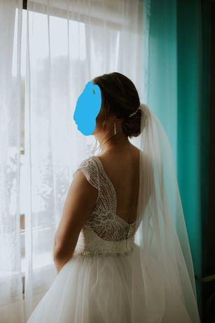 Suknia ślubna Monica loretti nica
