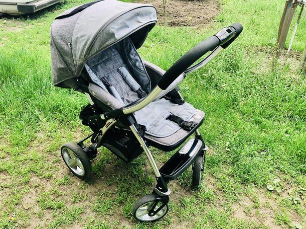 Детская прогулочная коляска Quatro Monza
