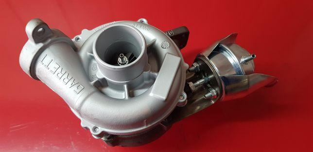 Turbina turbosprężarka 1.6HDI 109KM Peugeot 207 307 Partner 407