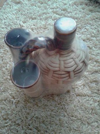 Подарок Набор керамический для вина.