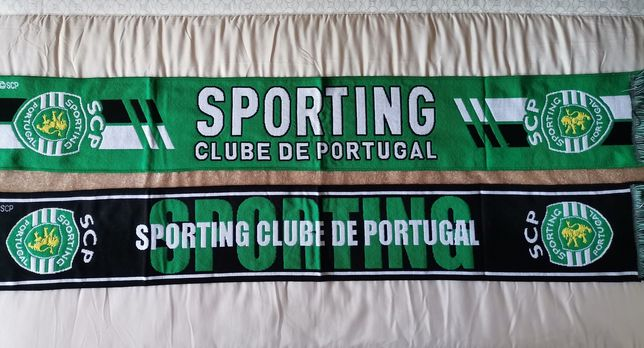 Cachecol Sporting