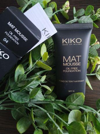 Тональная основа kiko milano, кико