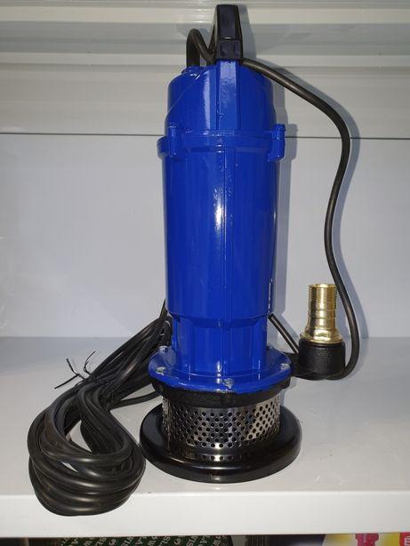 Насос фекальный дренажный для грязной воды септика канализации