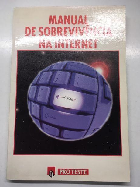 Livro - Manual de Sobrevivência na Internet