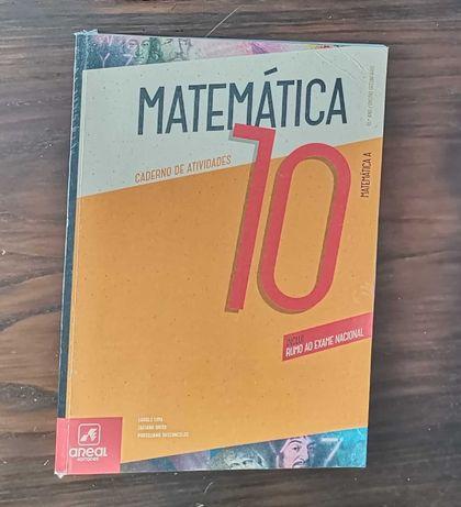 Caderno de atividades 10ºAno Matemática NOVO