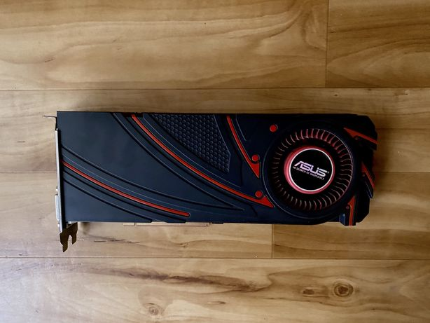 Видеокарта Radeon R9 290 4GB Игровая