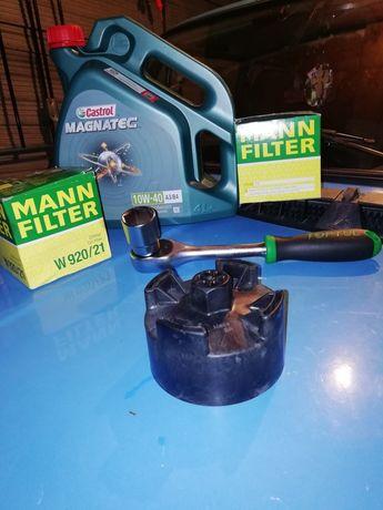Ключ чашка LS9 MANN для фильтров MANN-FILTER W920/21, и Bosch P3154