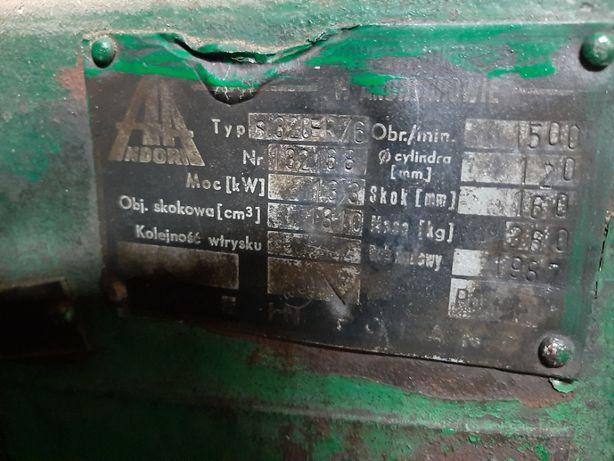 Silnik S320 13,3KW 1810cm/3 1987r. SPRAWNY