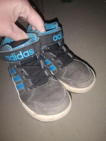 Buty sportowe za kostkę adidas