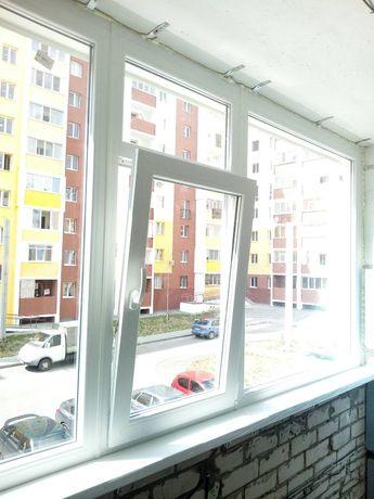 ПОД КЛЮЧ! Окна, балконы, лоджии, двери. Входные и межкомнатные ДВЕРИ.