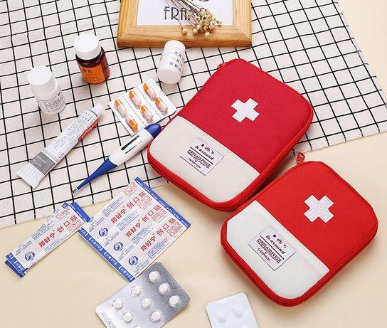 Bolsa Kit Primeiros Socorros SOS [OLX.C07]