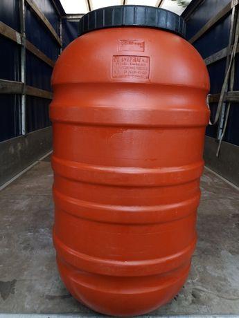 BECZKA BECZKI 200-220L SPOŻYWKA działka do wody studzienka zacier