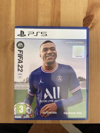 FIFA 22 PS5 Novo