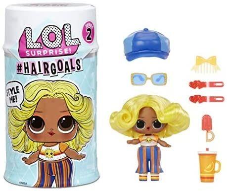 Кукла LOL Surprise Hairgoals Series 2  ОРИГИНАЛ!