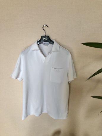 Рубашка поло Loro Piana, лоро пиана, р L, оригинал, Италия