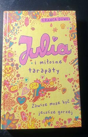 Julia i miłosne tarapaty Franca Duwel