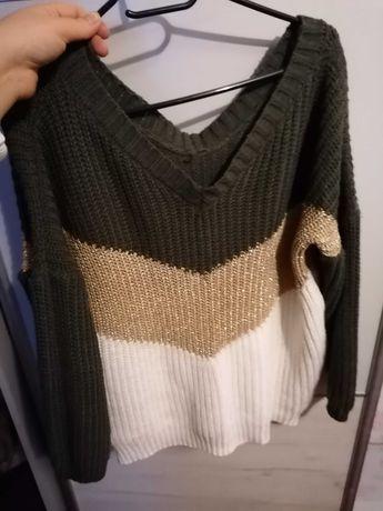 Sweterek oversiaze 44/46