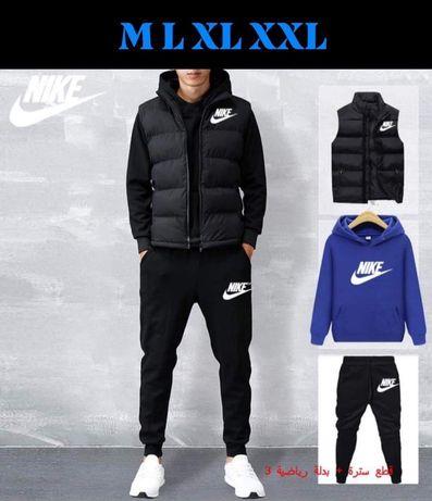 Dres męski Nike + bezrękawnik kolory M L XL XXL