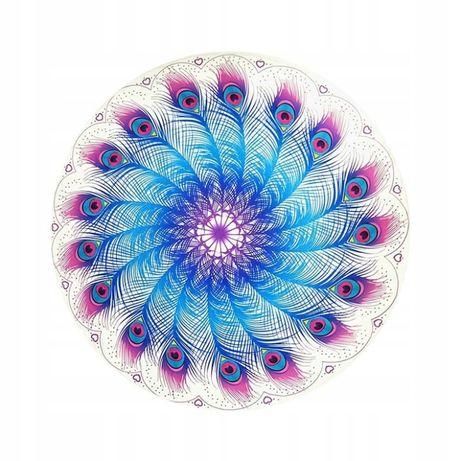 Nowy Mata plażowa okrągła 150x150 cm
