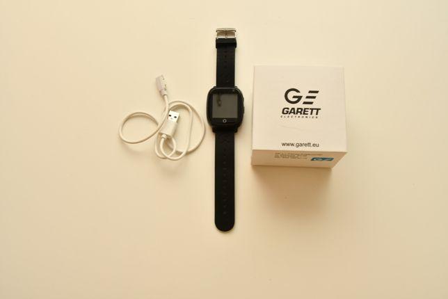 Smartwach Garett Kids Funny czarny (GSM / GPS)