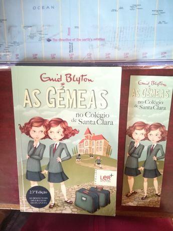 As Gémeas -livros novos