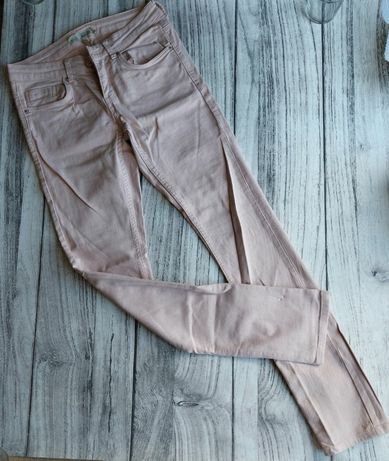 Spodnie rurki  roz. M