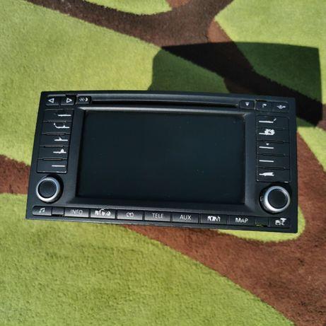 Radio VW Touareg..