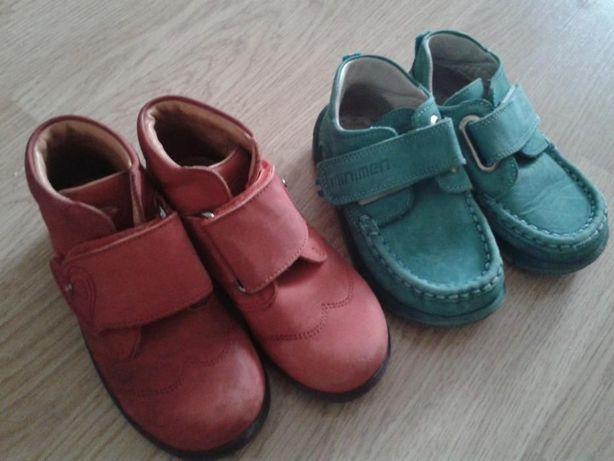 ботинки Minimen на девочку р.23-25