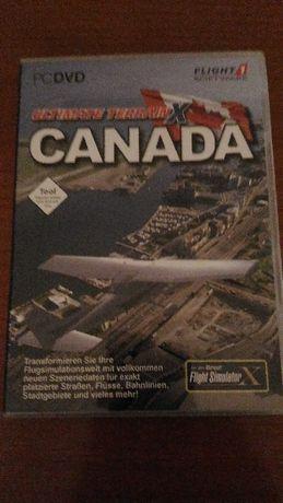 Ultimate Terrain X Canada para Flight Simulator