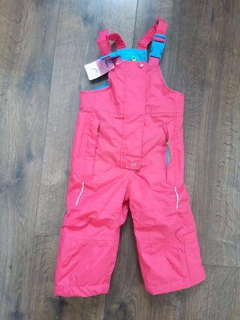 Spodnie narciarskie dla malucha