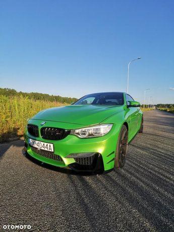 BMW M4 BMW M4 indywidual m performance JAVA GREEN