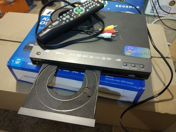 dvd плеер BBK DVP254SI