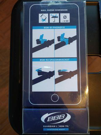 NOWY Uchwyt do smartfonu BBB Guardian L BSM-11L