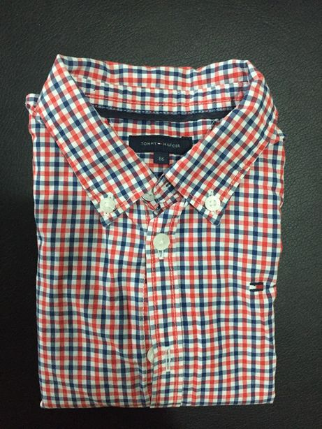 Camisas Tommy 18m .. 86cm