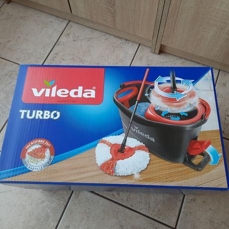 Vileda mop obrotowy Turbo NOWY