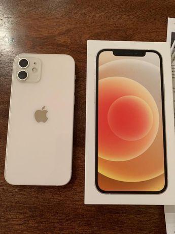 Iphone 12 branco 128 Gb desbloqueado