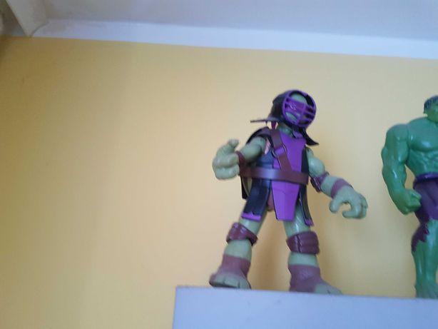 Figurka wojownicze żółwie ninja gratis projektor gwiazd cena 39 zł